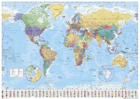 World Map Jpeg